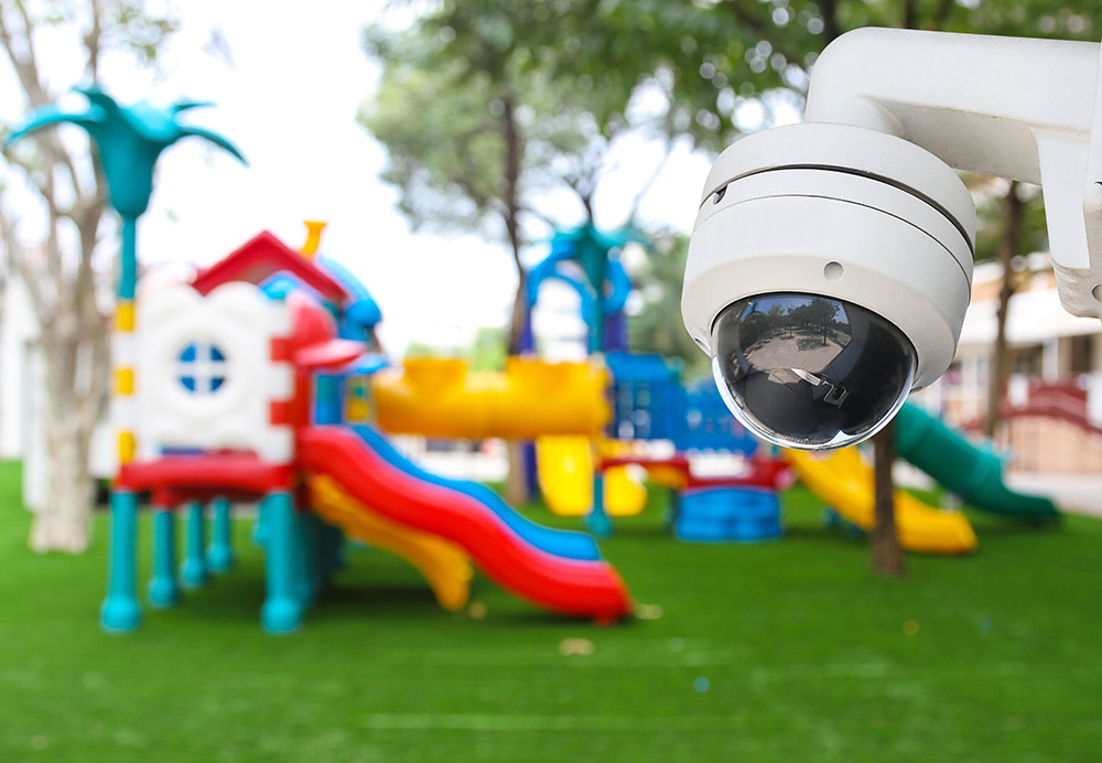 Children Stay Safe With Extra Security