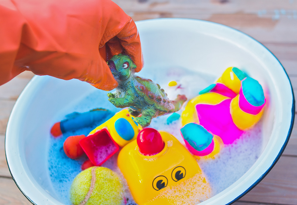 Dedicated Professionals Enforce A Strict Cleaning Schedule