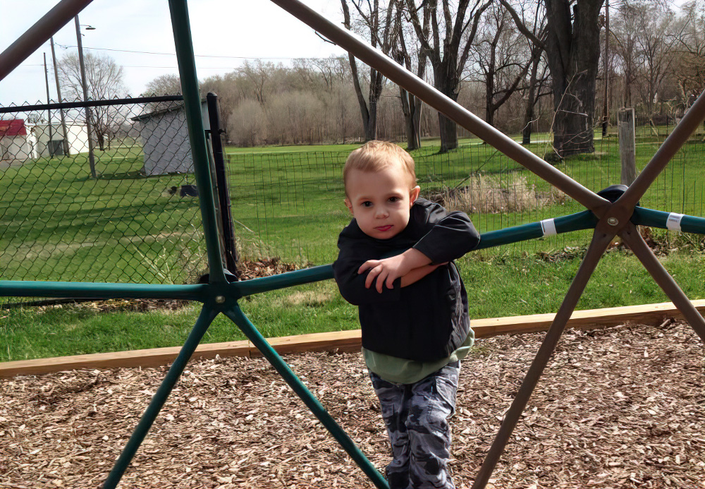 Engaging Jungle Gyms Keep Little Ones Active